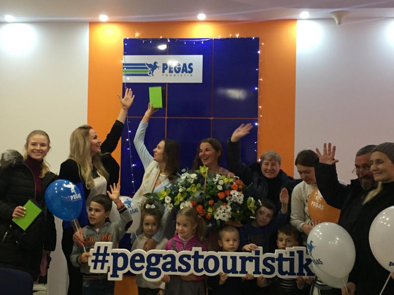 «Pegas Touristik – турагентство» в г. Ирпень!