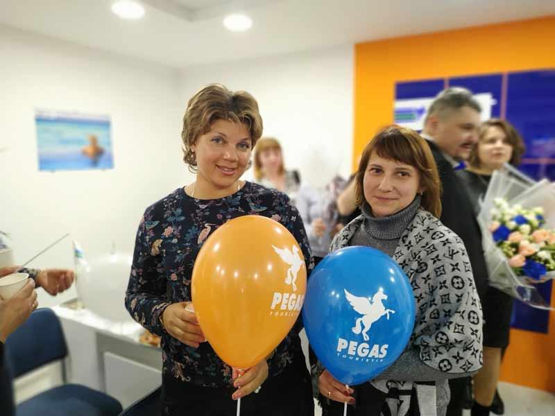 «Pegas Touristik – турагентство» в г. Ровно!