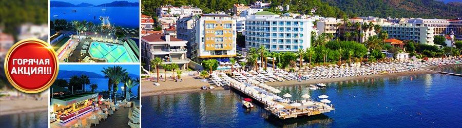 Акция от отеля Cettia Beach Resort